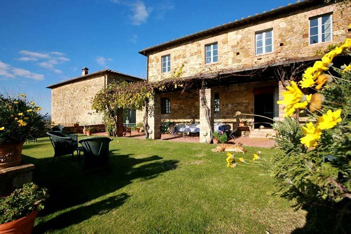 geggianello tuscany italy favorite places spaces luxury rh pinterest com