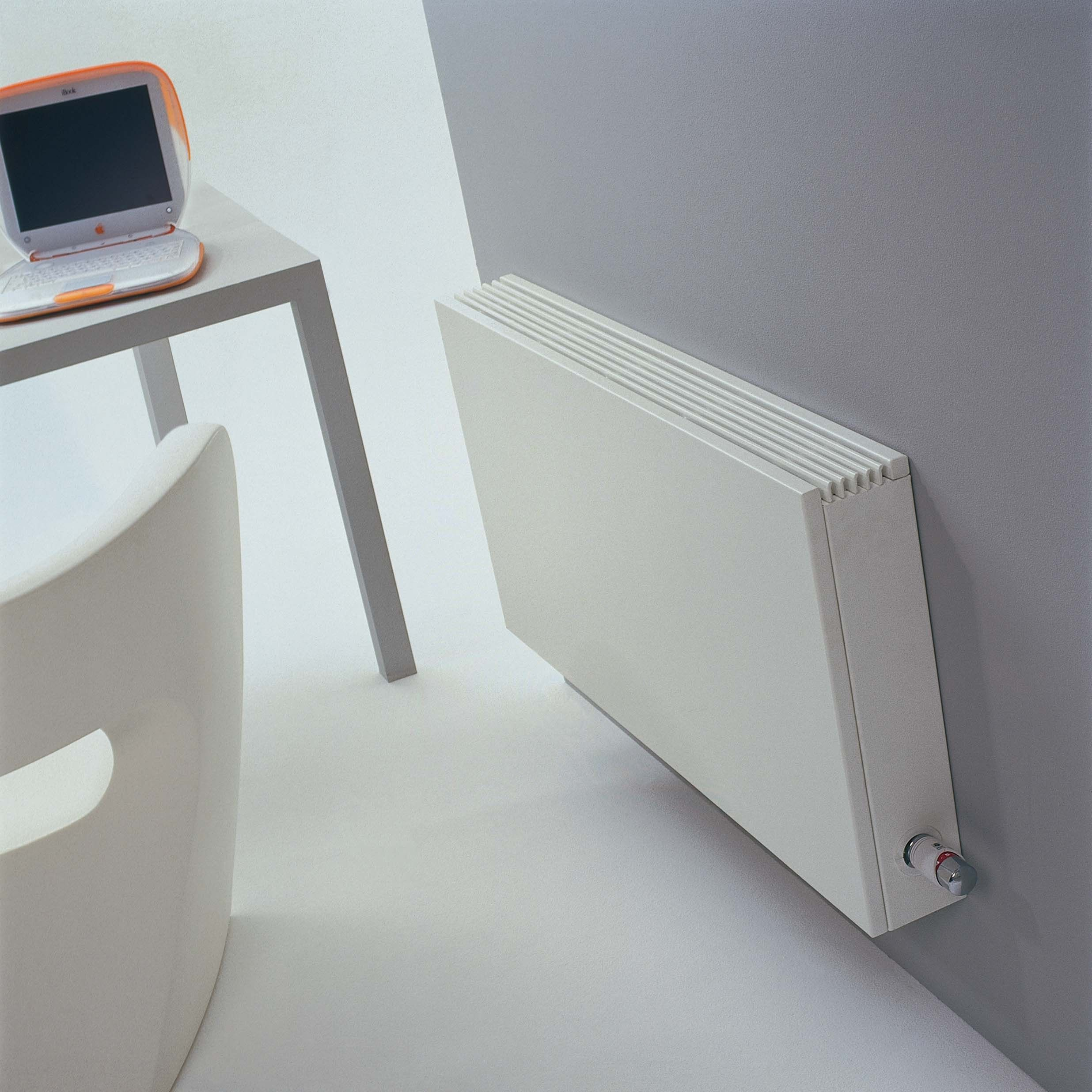 the attractive strada is a contemporary looking radiator that not rh pinterest com