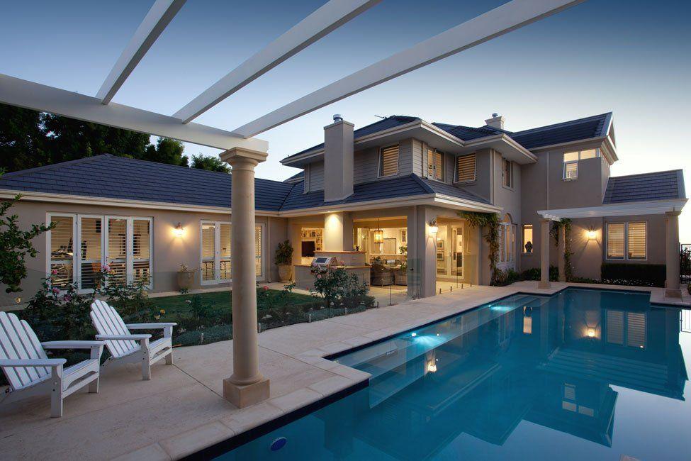 Our Houses City Beach Australia house, House, Pool houses