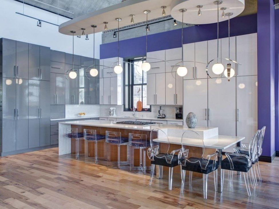 50 Creative Kitchen Island With Bench Seating