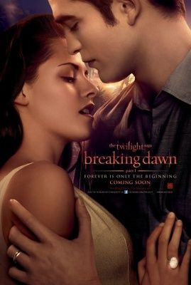 The Twilight Saga: Breaking Dawn 2011 Poster