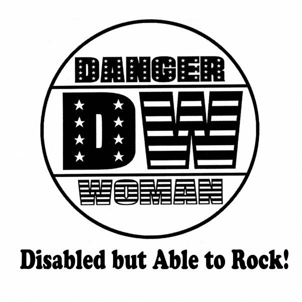 Danger Woman: Disabled But Able To Rock ~~ directed by Blake Myers