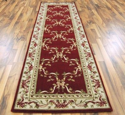 Awesome Red Runner Rugs for Hallway