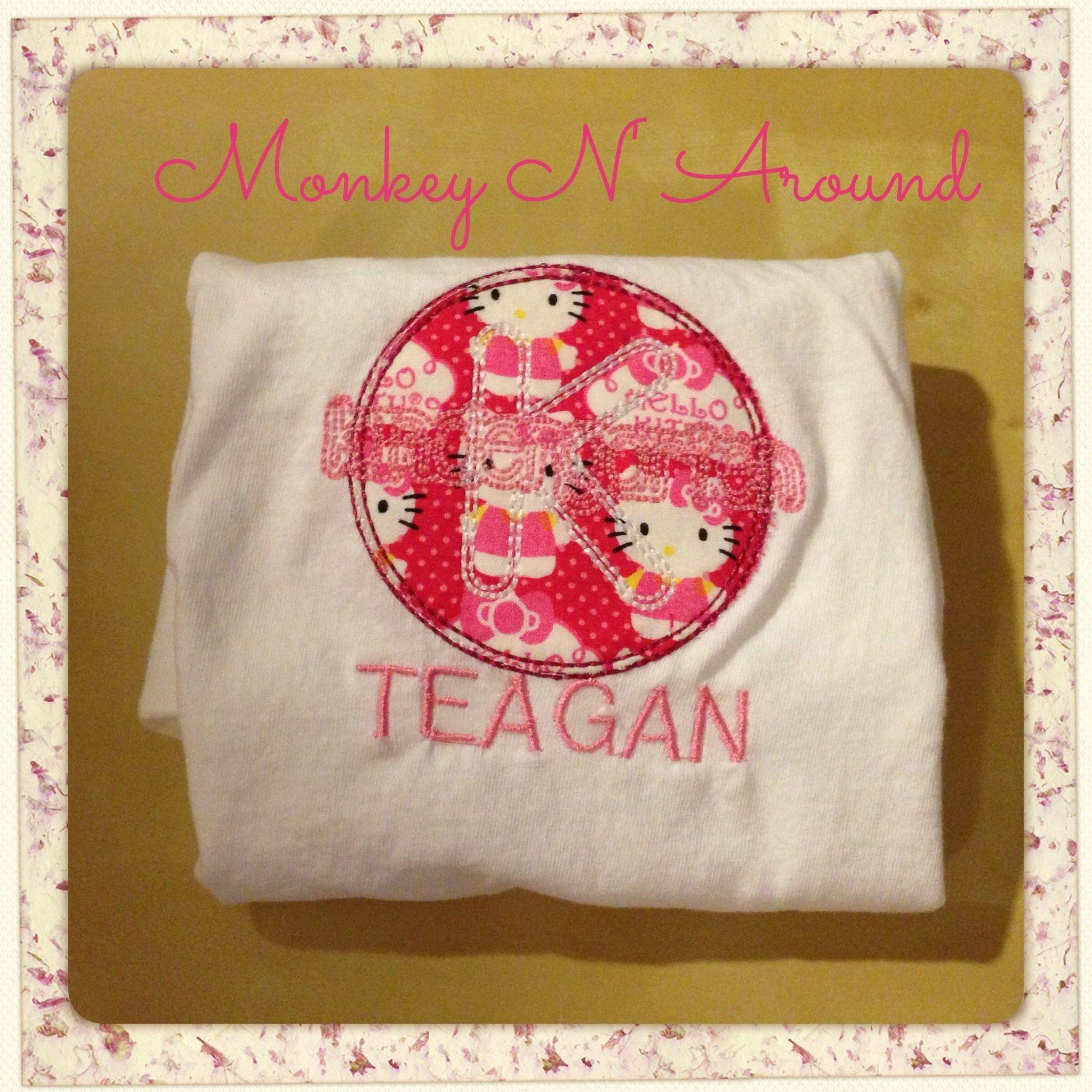 Hello Kitty Kindergarten Shirt Get Yours At Facebook