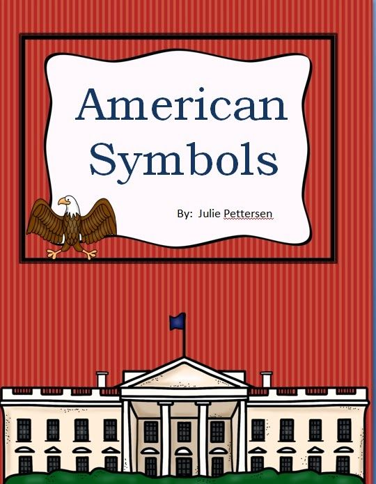 Great American Symbols Unit With Close Read Selections On Each