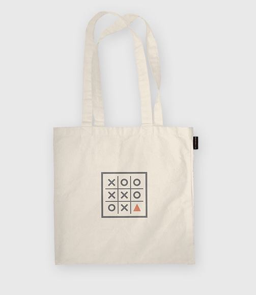 """Cute tote bag """"The Other Choice"""" on Kiss Kiss Bank Bank ! Need one ! http://www.kisskissbankbank.com/the-other-choice-art-concept-store"""