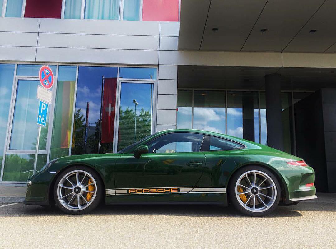 Porsche 991R | Cars | Pinterest | Porsche and Green