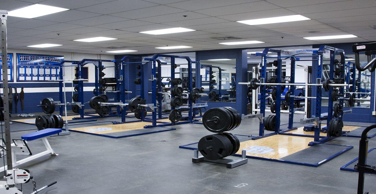 Slide 1 Gym Ideas Home