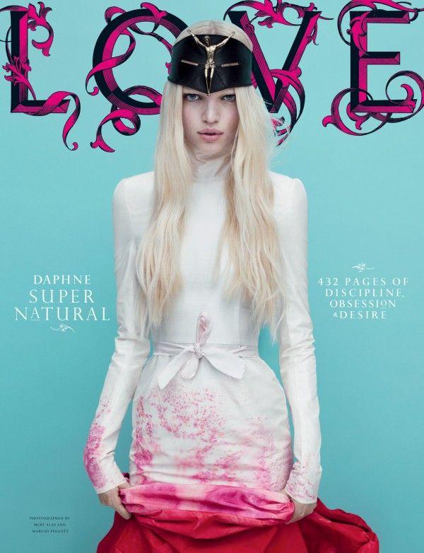 Love magazine #6