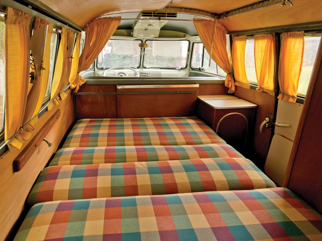 bett bed matratze mattress vw volkswagen t1. Black Bedroom Furniture Sets. Home Design Ideas