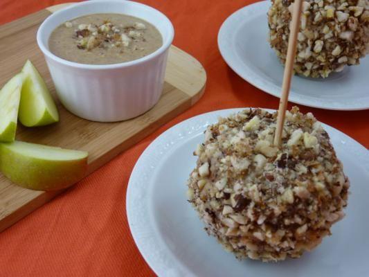 Raw food recipe nutty caramel apples raw pinterest raw food raw food recipe nutty caramel apples forumfinder Gallery