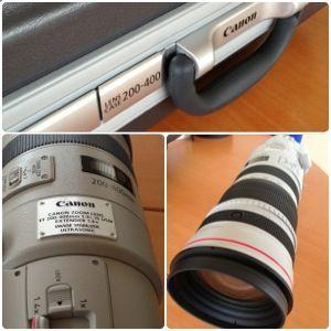 Canon EF 200-400