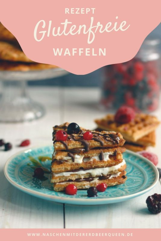 glutenfreie waffeln aus buchweizenmehl in herzhafter und s er variante neue rezepte vom blog. Black Bedroom Furniture Sets. Home Design Ideas