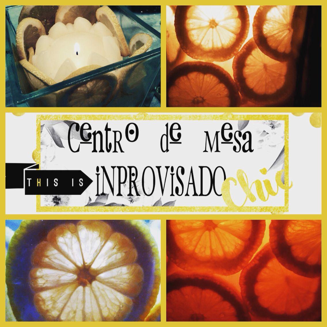 Centro de mesa  http://bealage-unrinconparamiscosas.blogspot.com/2015/11/centro-de-mesa-improvisado.html