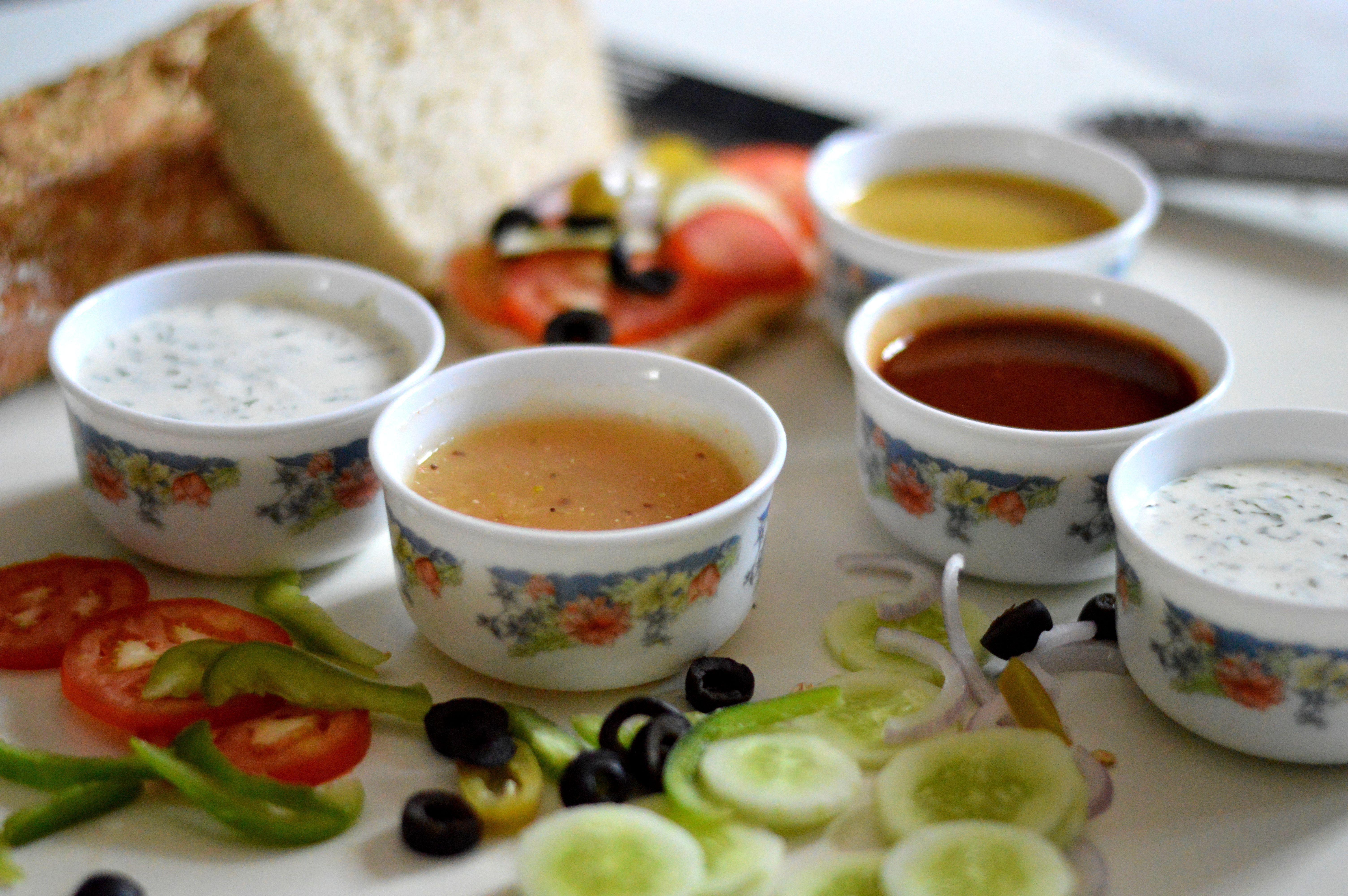 Homemade Subway Sauces | Recipes | Pinterest | Subway sauces, Sauces ...
