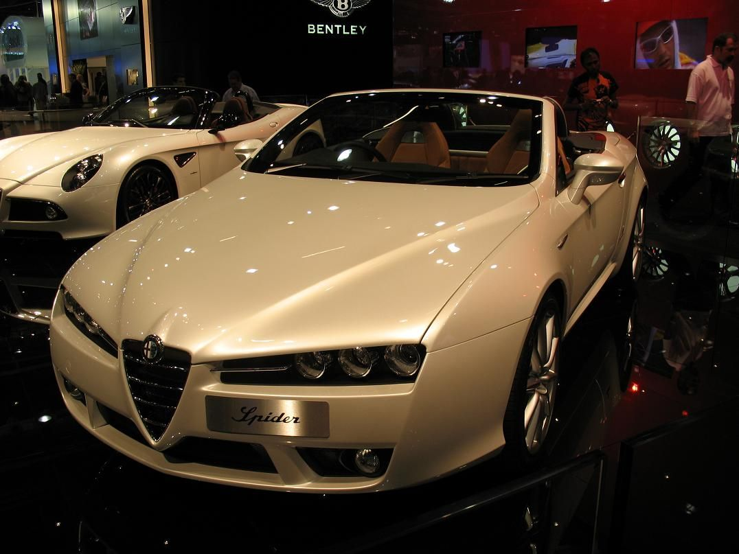 Alfa Romeo Brera Italia Independent   TOPISMAG.NET