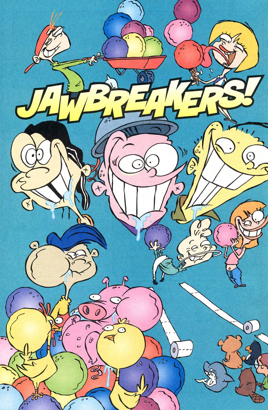 You Lying If This Show Never Made You Want An Jawbreaker Old