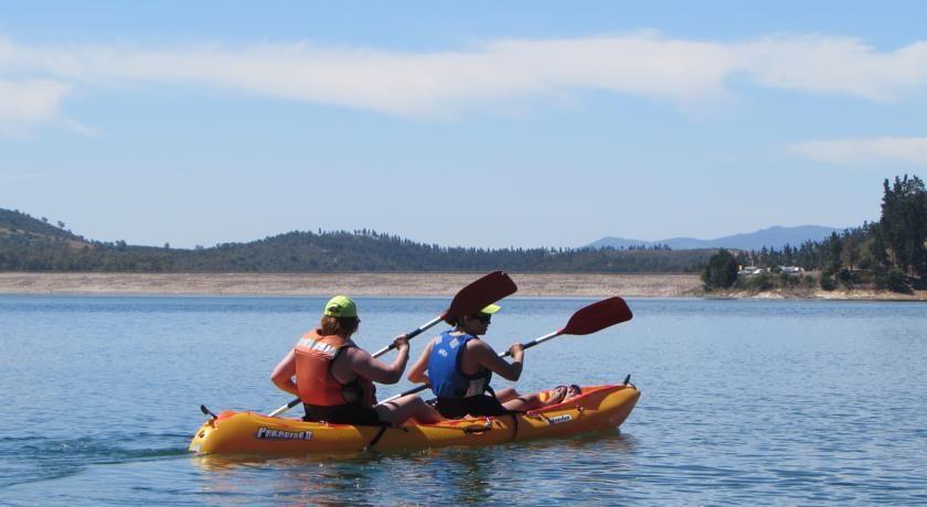 Passeios de Kayak