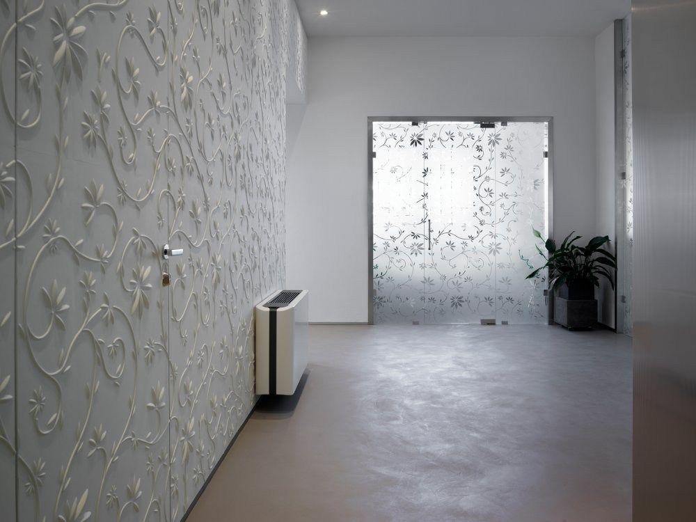 Panel de pared 3D para interior exterior GARDEN by 3D Surface