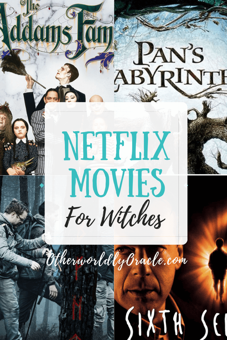 10 NETFLIX Movies Every WITCH Should Watch!!! Netflix