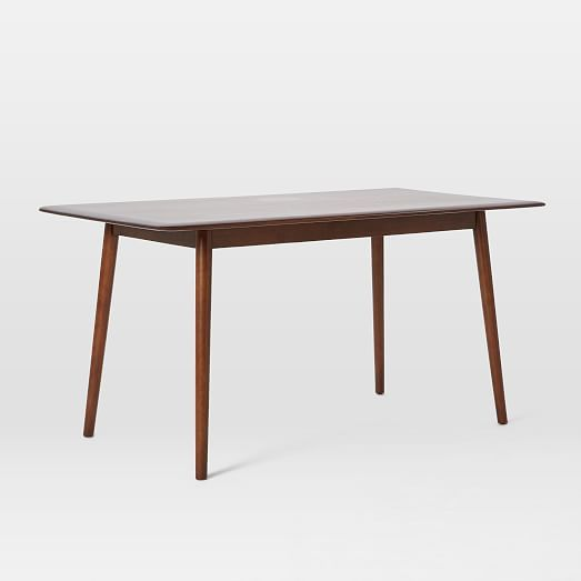 Lena Mid Century Dining Table In 2020 Mid Century Dining Table Expandable Dining Table Dining Table
