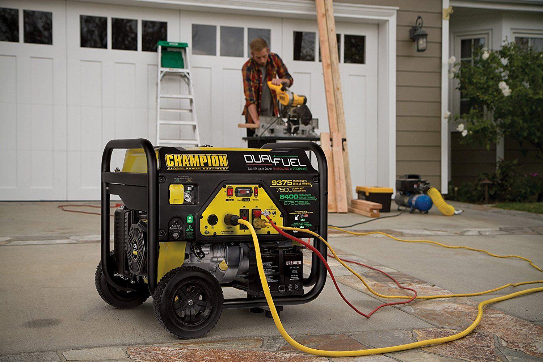 Champion Generator Wiring