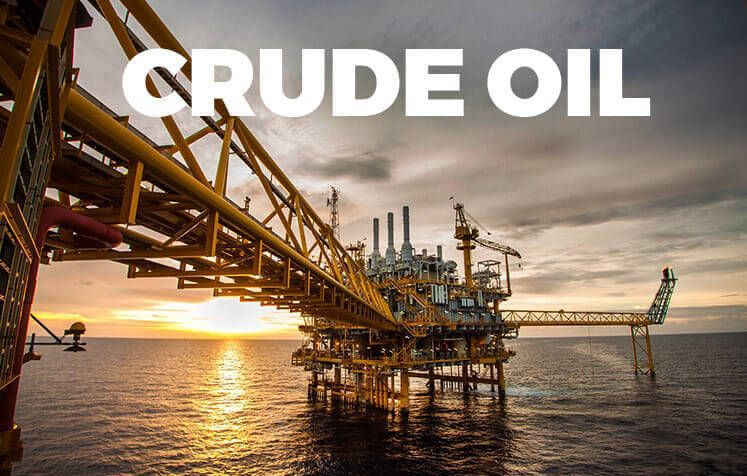 Due To The Fall In Us Crude Oil Stocks In The Record Production Oil Prices Have Declined Big Oil Oil Rig Offshore