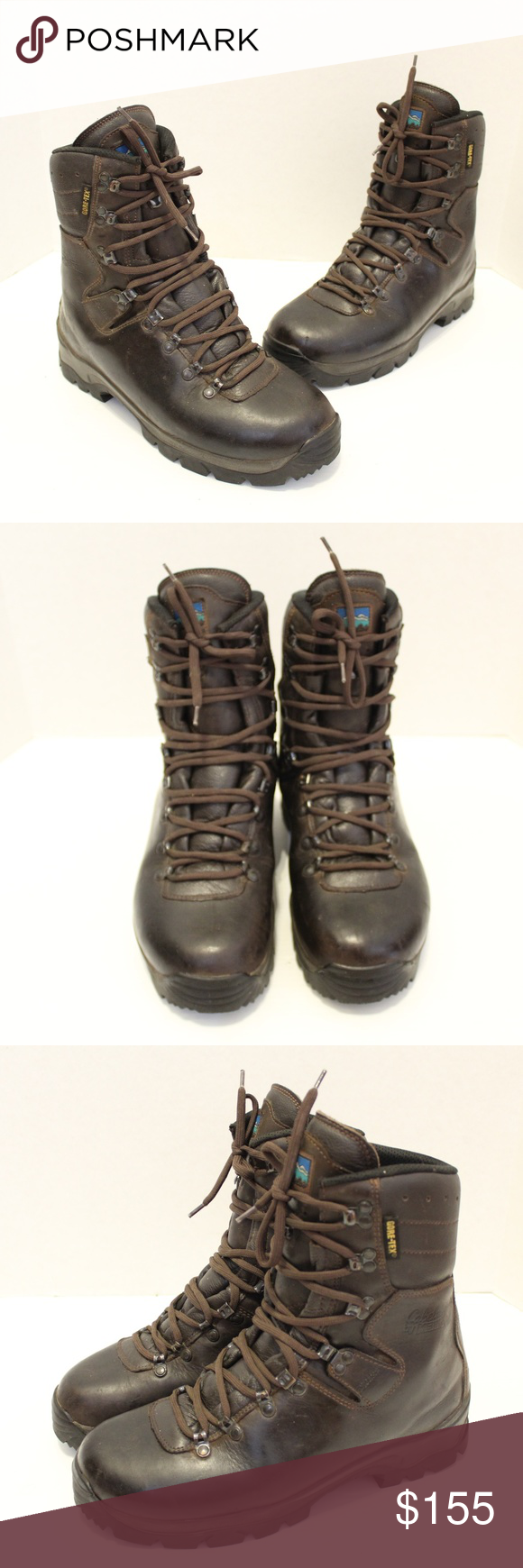 Cabelas Meindl Perfekt Hunter Leather