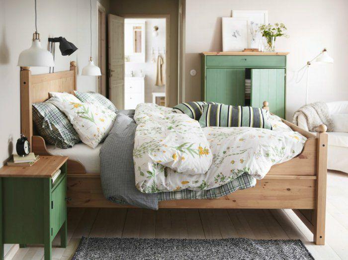 schlafzimmergestaltung f r kleine r ume 30 einrichtungsbeispiele schlafzimmer ideen. Black Bedroom Furniture Sets. Home Design Ideas
