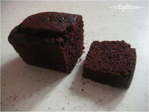 Gâteau au yaourt sans oeuf et sansgluten