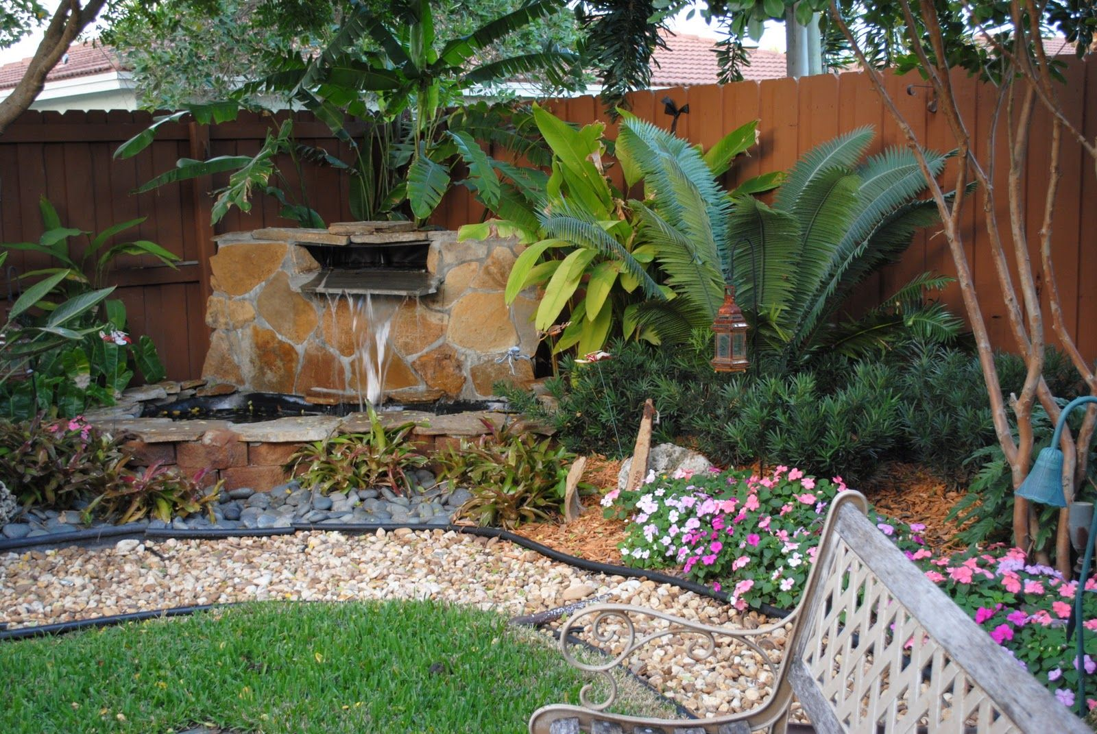 beautiful backyards on a budget enough to own a piece of