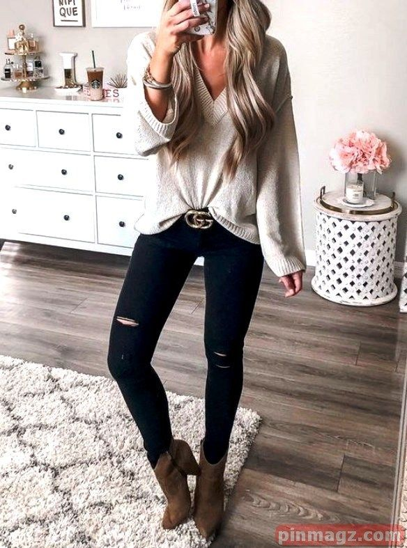 35 Favorite Fall Outfit ideas on Pinterest Must Try - Pinmagz