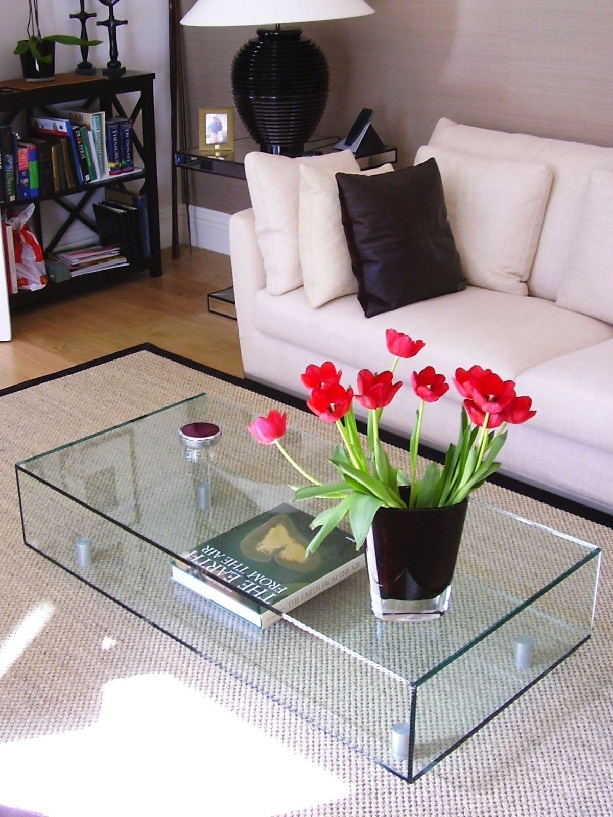 53 perfect rectangular glass coffee tables ideas