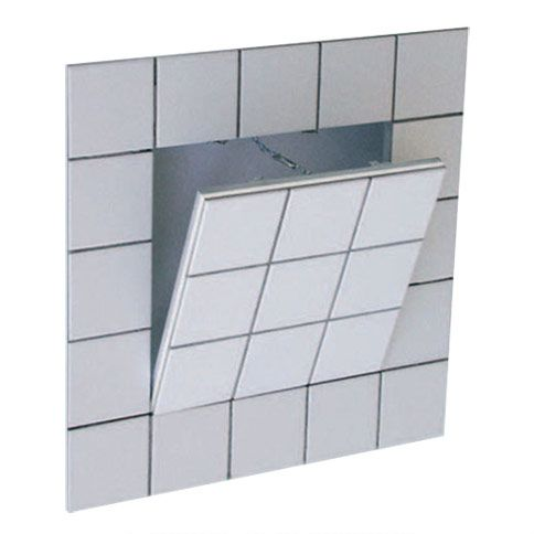 tiled access panels bathroom access door system f3 16x16 tile able access panel 20905