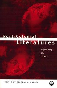 Jacket Image for Post-Colonial Literatures