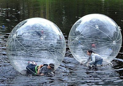 Water Walking Human Hamster Ball Inflatable Water Toy Walk On