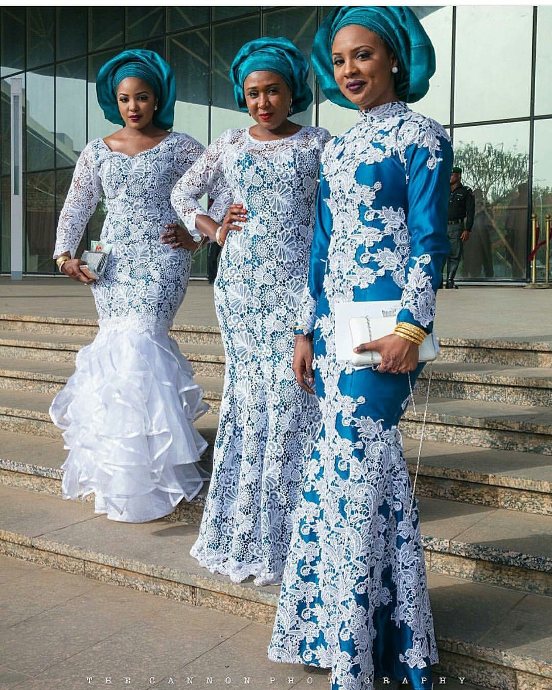Pin by Temitope Ajayi on Lace styles | Pinterest | African fashion ...