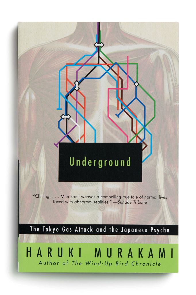 Haruki Murakami Underground Haruki Murakami Murakami Quotes
