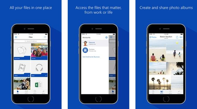 OneDrive App Now Lets You Access Files Offline, Clear