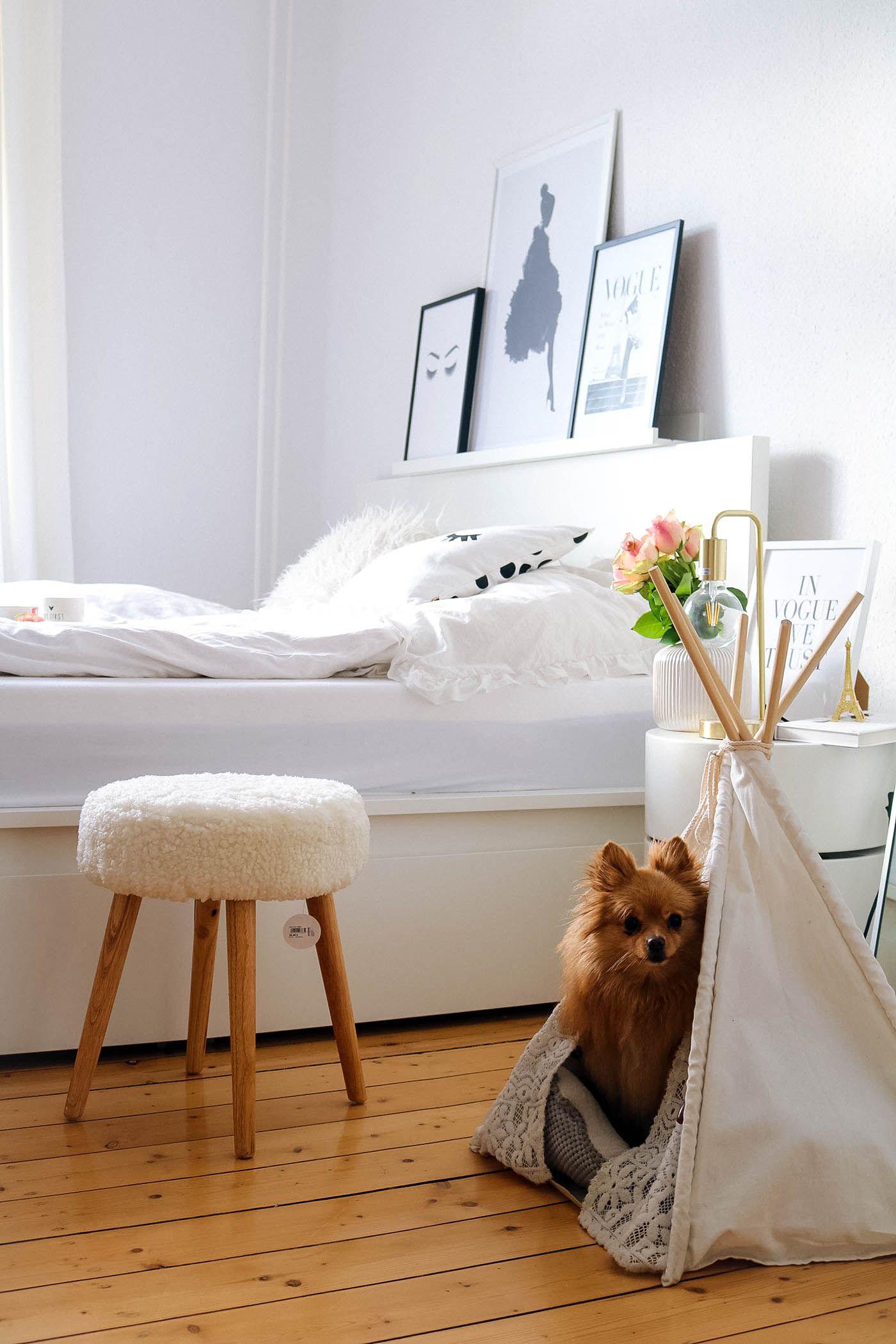 SchlafzimmerInspo und wie es sich auf der Emma Matratze