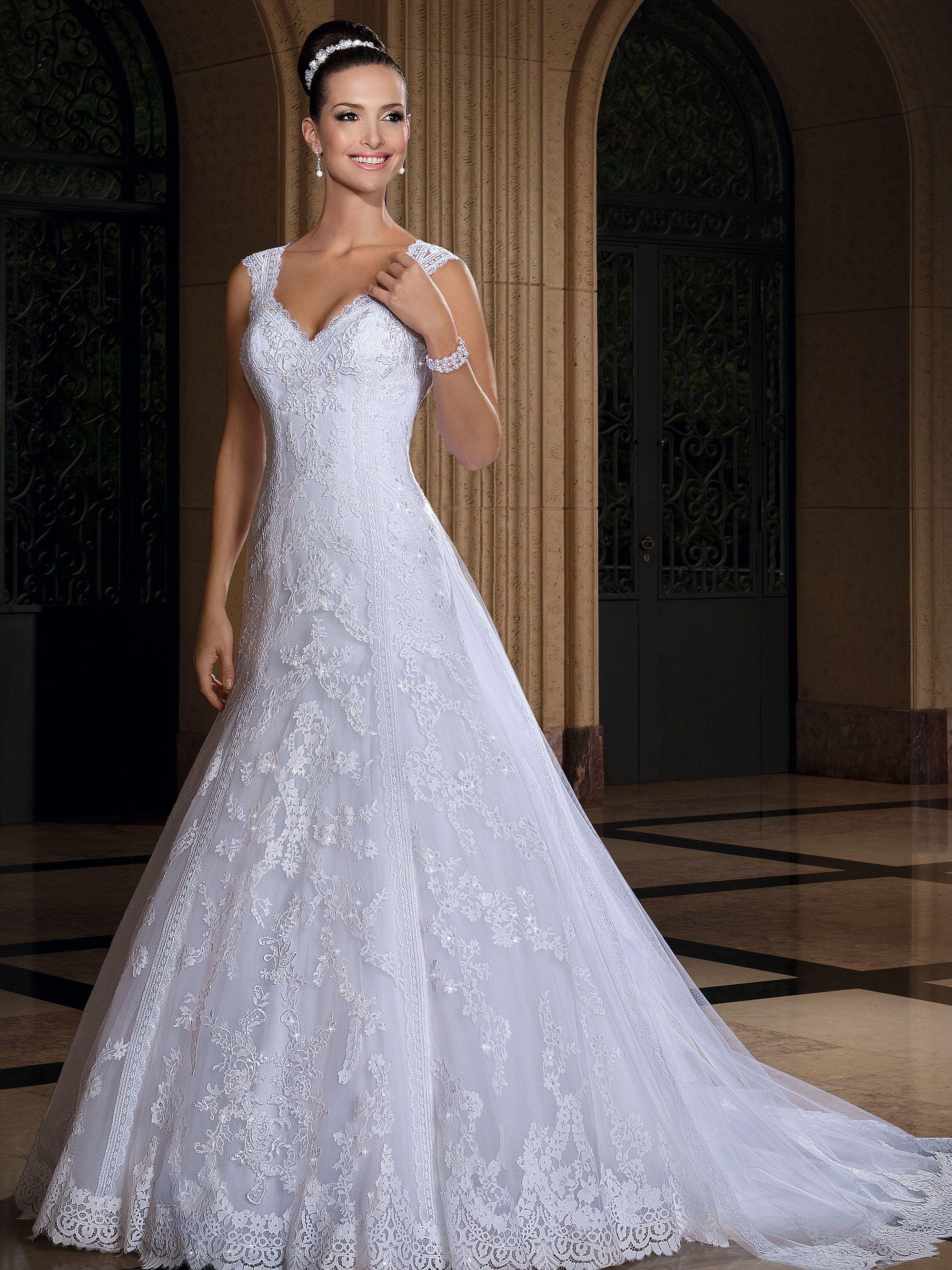 Vestidos de noiva - Coleção Jasmim | The bride wore... | Pinterest ...