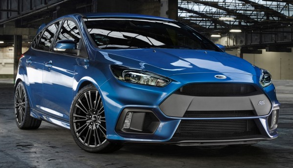 2017 Ford Focus Rs Styling Engine And Features Ford Focus Ford