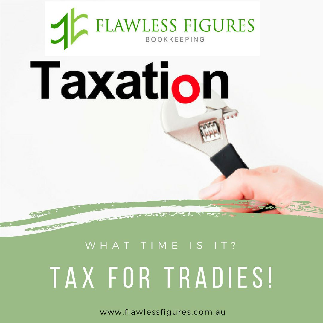 #Tax_for_tradies! People Working In A Trade Such As