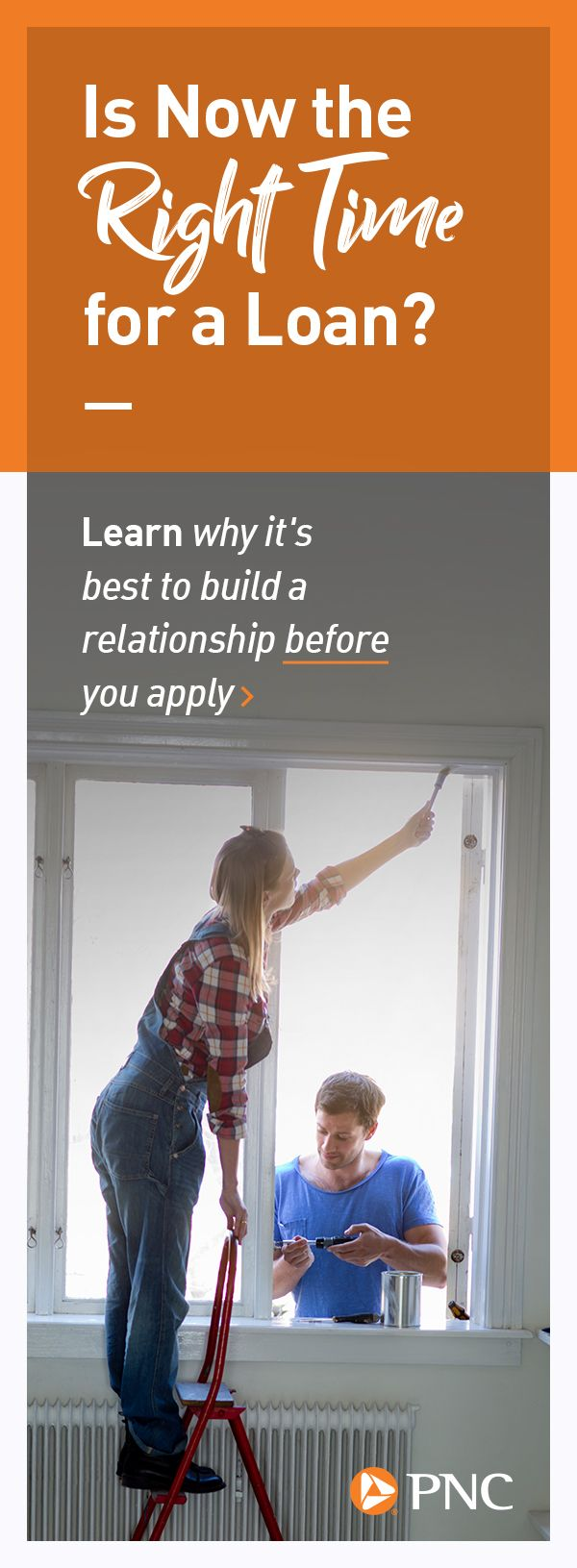 It may surprise you, but it's helpful to apply for a loan