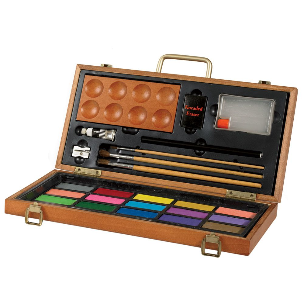 Check Out This Great Monet Watercolor Kit Perfect For Beginners
