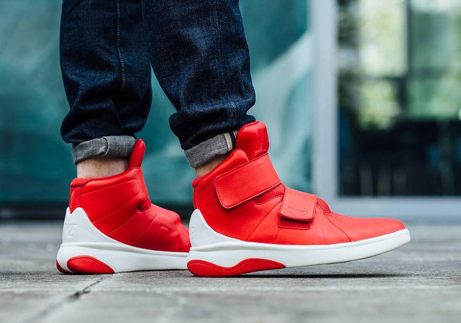 Here's How The Nike Marxman University Red Looks Like On-Feet •  KicksOnFire.com