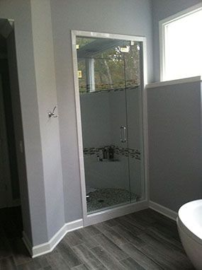 Fully Enclosed Shower
