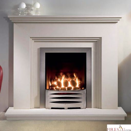 Modern Gas Fire Fireplace Suites Fireplace Small Lounge