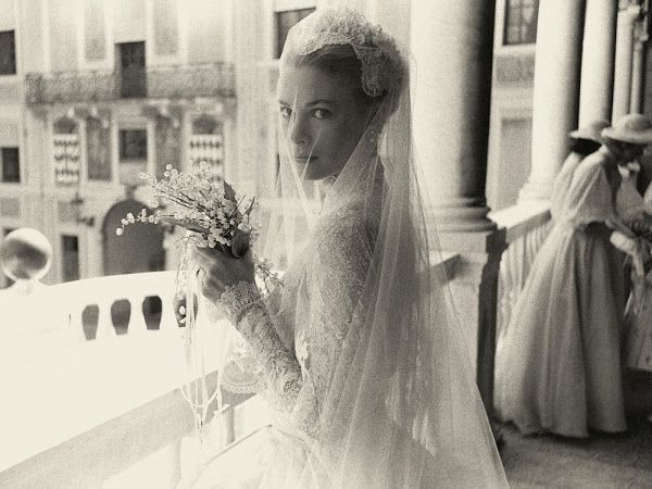 New details: Grace Kelly's wedding to Prince Rainier