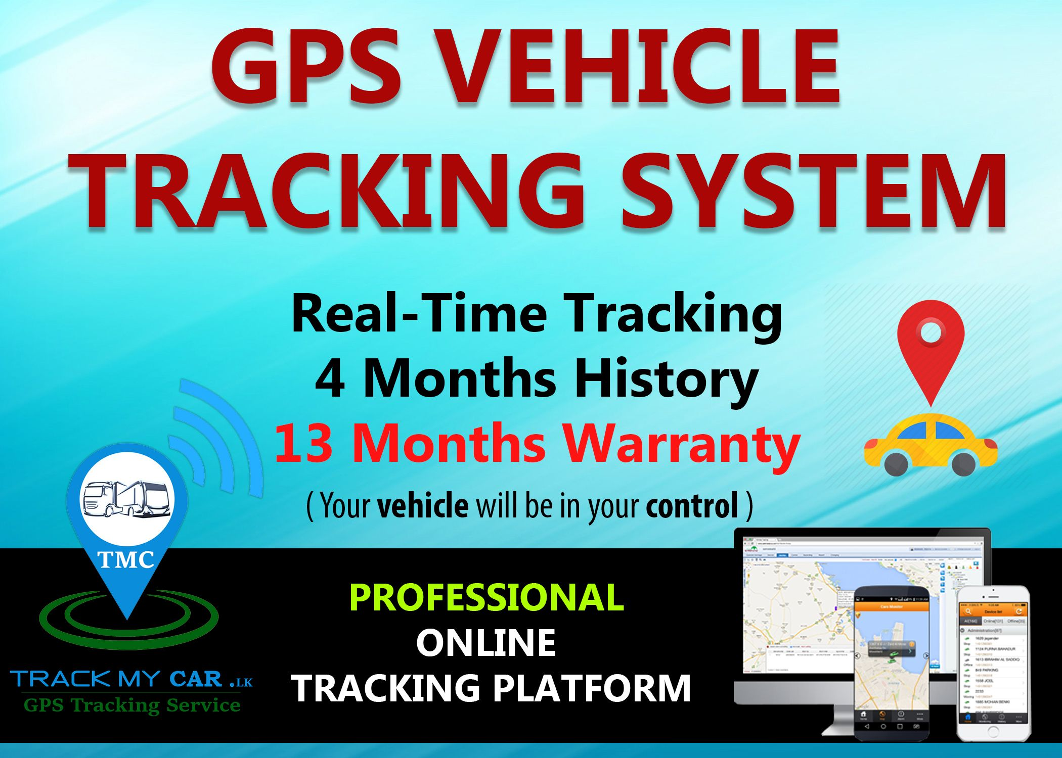 Other Electronics Gps Tracking For Vehicles For Sale Sri Lanka
